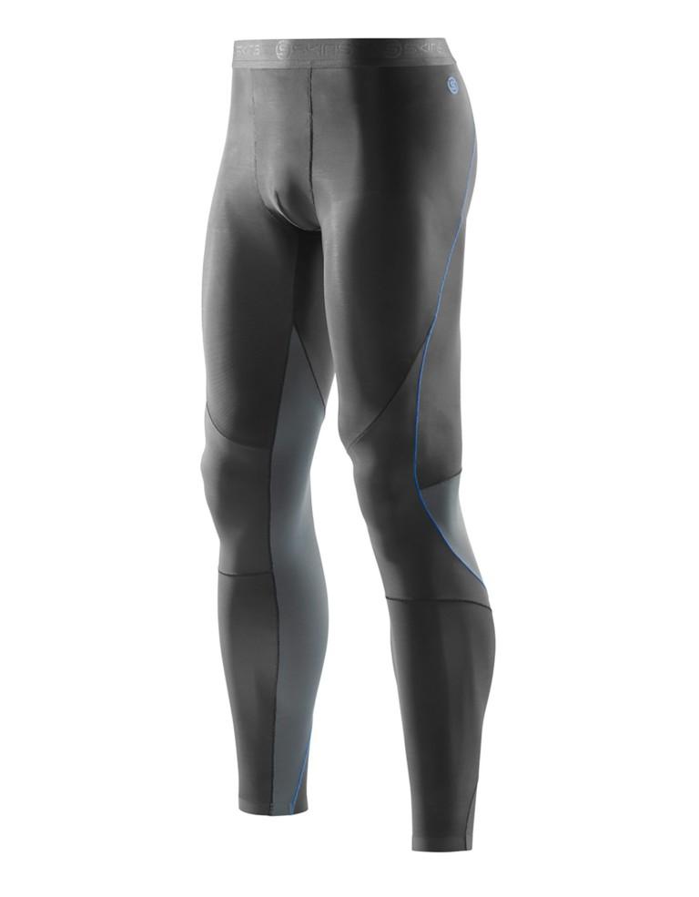 ביגוד Skins לגברים Skins RY400 Recovery Long Tights - שחור