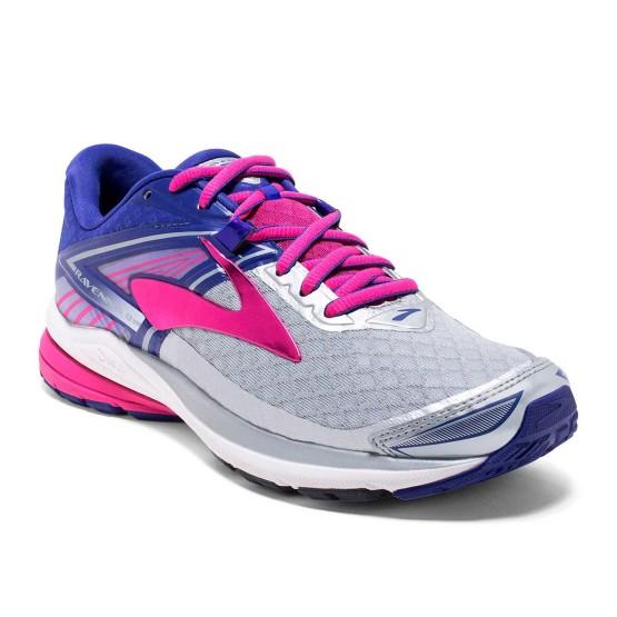 נעליים ברוקס לנשים Brooks Ravenna 8 - אפור/סגול