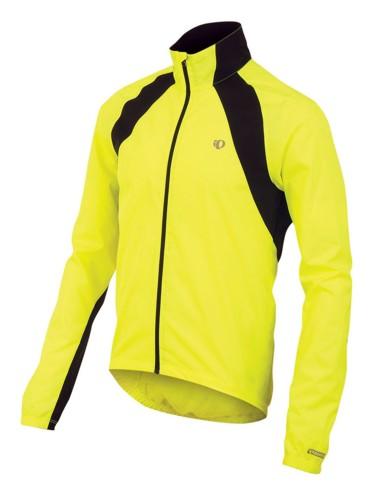 ביגוד פרל איזומי לגברים Pearl Izumi Select Barrier Jacket - צהוב