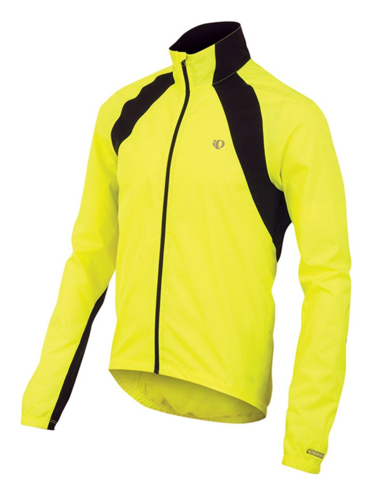 בגדי חורף פרל איזומי לגברים Pearl Izumi Select Barrier Jacket - צהוב