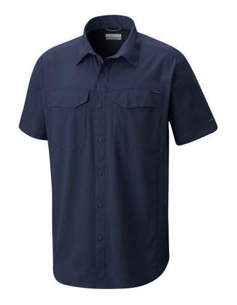 מוצרי קולומביה לגברים Columbia Silver Ridge Lite - כחול כהה