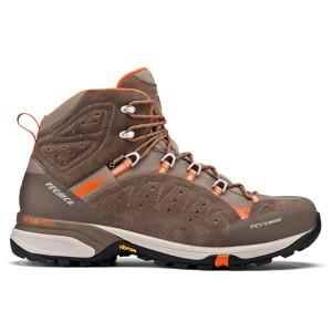 נעלי הליכה Tecnica לגברים Tecnica T-Cross High GTX - חום