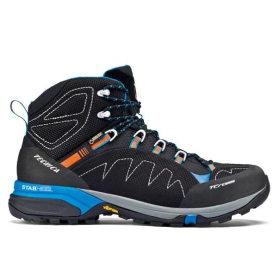 נעלי טיולים Tecnica לגברים Tecnica T-Cross High Synthetic GTX - שחור
