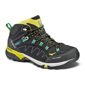 מגפיים Tecnica לגברים Tecnica T-Cross Mid Synthetic GTX - שחור