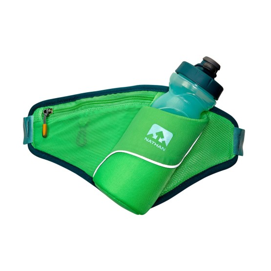 תיקים Nathan לנשים Nathan Triangle Hydration Belt - ירוק