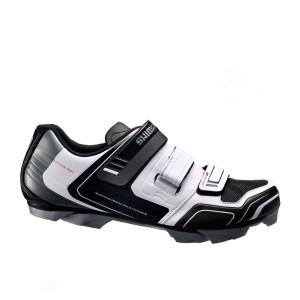 מוצרי שימנו לגברים Shimano  XC31 - שחור/לבן