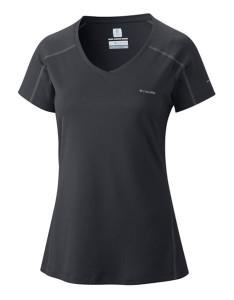 חולצת אימון קולומביה לנשים Columbia Zero Rules - שחור