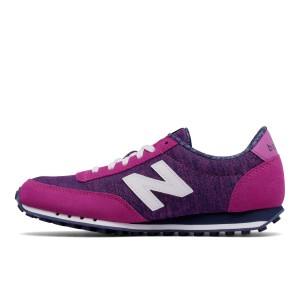 מוצרי ניו באלאנס לנשים New Balance WL410 - סגול/ורוד