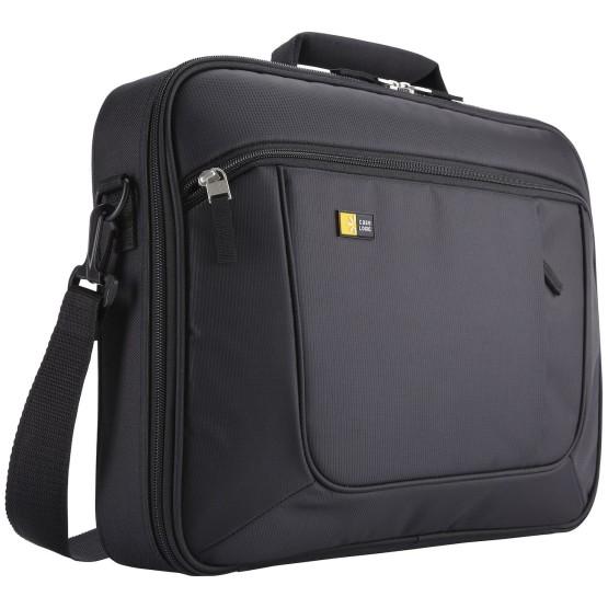 תיק למחשב נייד Case Logic לנשים Case Logic 17.3Inch Laptop Briefcase - שחור