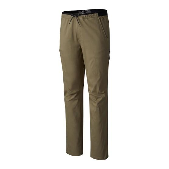 מוצרי Mountain Hardwear לגברים Mountain Hardwear AP Scrambler Pant - ירוק