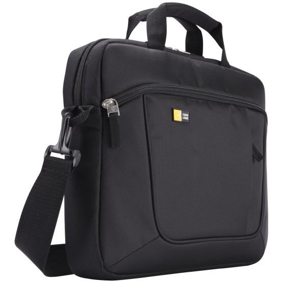 מוצרי Case Logic לנשים Case Logic 14.1Inch Slim Laptop Bag - שחור