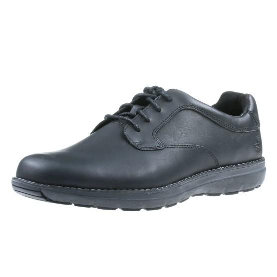 מוצרי טימברלנד לגברים Timberland Barrett Park Oxford - שחור