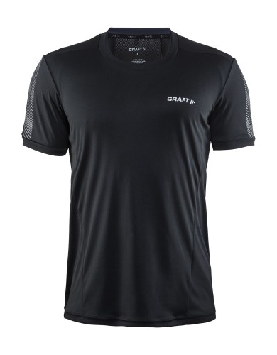 מוצרי Craft לגברים Craft Breakaway Short Sleeve - שחור