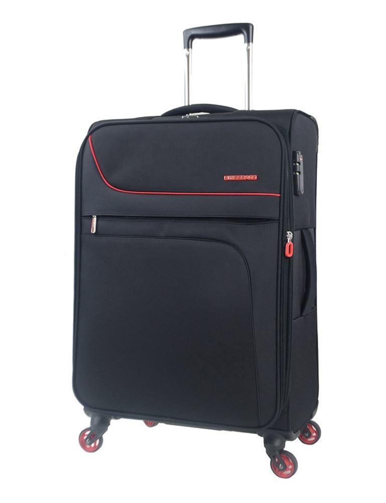 מוצרי Swiss Bags לנשים Swiss Bags CDG 24 - שחור
