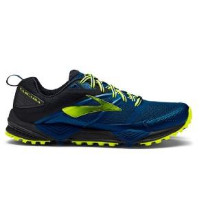 נעליים ברוקס לגברים Brooks Cascadia 12 - כחול