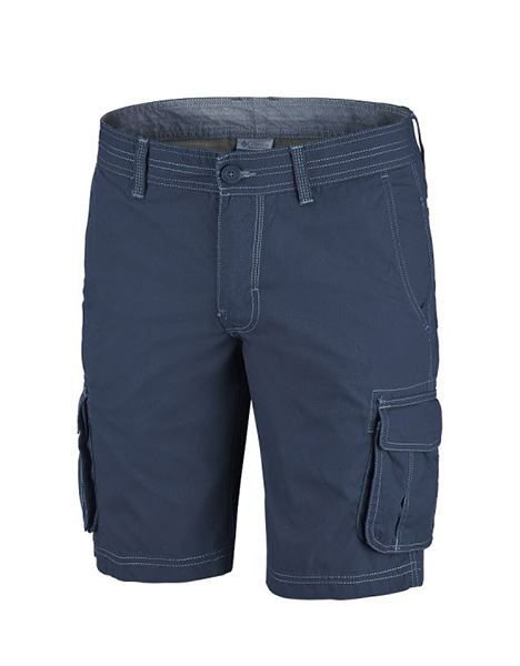מוצרי קולומביה לגברים Columbia Chatfield Range Short - כחול כהה