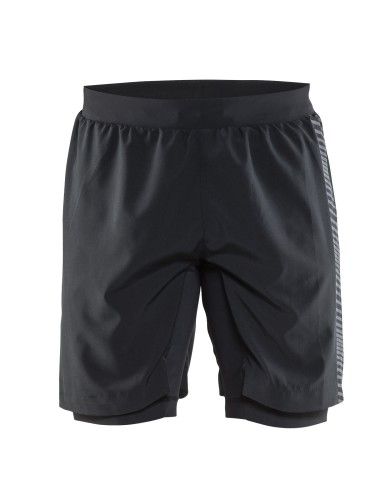ביגוד Craft לגברים Craft Grit Shorts - שחור