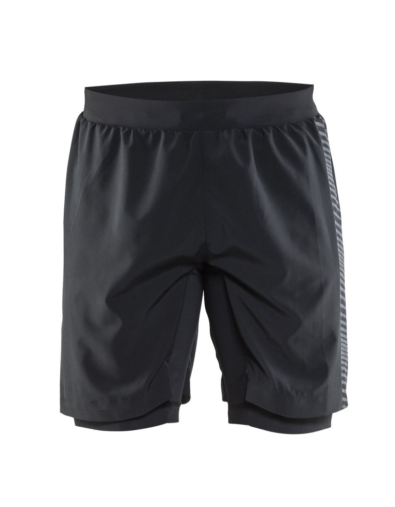 מוצרי Craft לגברים Craft Grit Shorts - שחור