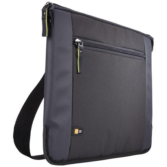 תיק למחשב נייד Case Logic לנשים Case Logic 14Inch Intrata Laptop Bag - אפור