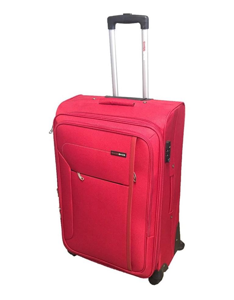 מוצרי Swiss Bags לנשים Swiss Bags Lugano 24 - אדום