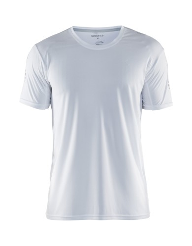 מוצרי Craft לגברים Craft Mind Short Sleeve - לבן