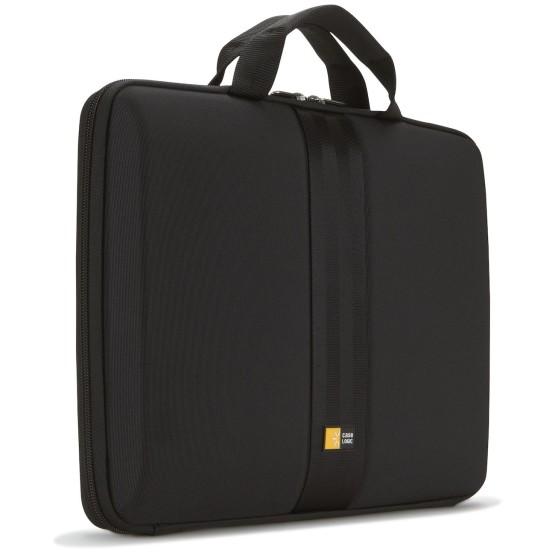 תיק למחשב נייד Case Logic לנשים Case Logic 13.3Inch Laptop Hard Sleeve - שחור