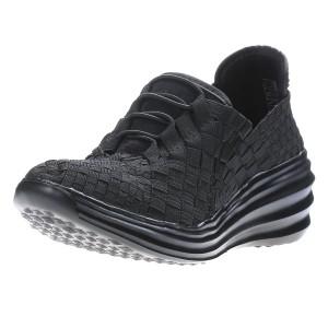 נעלי הליכה ברני מב לנשים Bernie Mev Rise Victoria - שחור