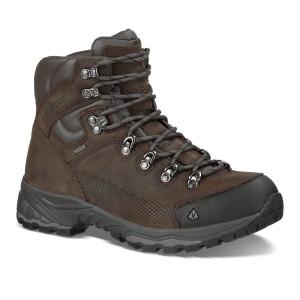 נעלי הליכה ווסק לגברים Vasque St Elias GTX - חום כהה