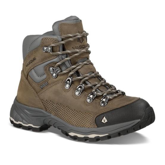 נעלי הליכה ווסק לנשים Vasque St Elias GTX - חום