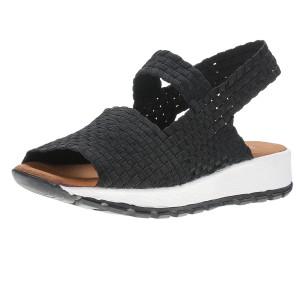 נעלי נוחות ברני מב לנשים Bernie Mev Tara Bay - שחור