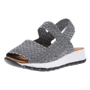 נעלי נוחות ברני מב לנשים Bernie Mev Tara Bay - אפור
