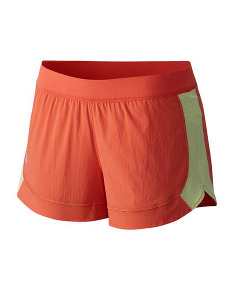 מכנס ספורט קולומביה לנשים Columbia Titan Ultra Short Pant - אפרסק