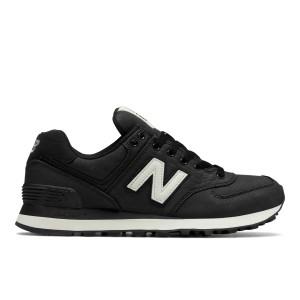 נעלי הליכה ניו באלאנס לנשים New Balance WL574 - שחור מלא