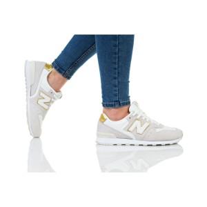 נעלי הליכה ניו באלאנס לנשים New Balance WR996 - אפור/לבן