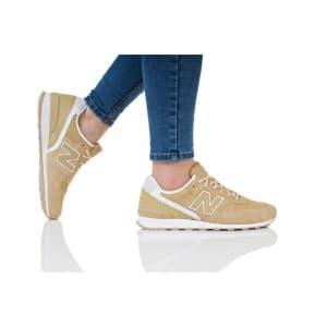 נעלי הליכה ניו באלאנס לנשים New Balance WR996 - חום