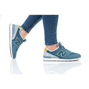 נעלי הליכה ניו באלאנס לנשים New Balance WR996 - כחול/צהוב
