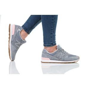 נעלי הליכה ניו באלאנס לנשים New Balance WR996 - אפור/ורוד