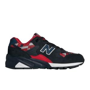 נעלי הליכה ניו באלאנס לנשים New Balance WRT580 - שחור/אדום