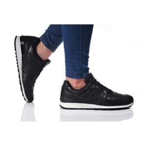 נעלי הליכה ניו באלאנס לנשים New Balance WR996 - עור שחור