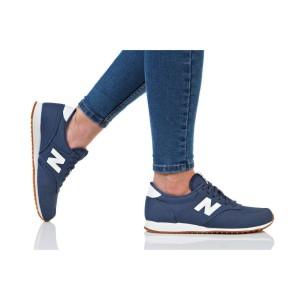 נעלי הליכה ניו באלאנס לנשים New Balance WL420 - כחול/לבן