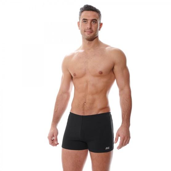 בגדי ים זוגס לגברים Zoggs Cottesloe Hip Racer - שחור