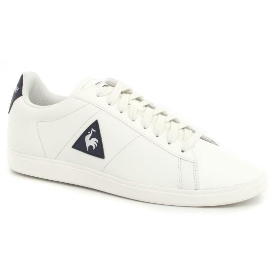 מוצרי לה קוק ספורטיף לגברים Le Coq Sportif Courtset Leather - לבן