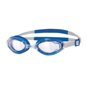מוצרי זוגס לנשים Zoggs Endura - כחול/לבן