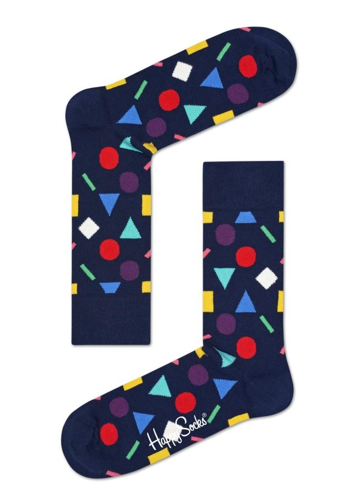 מוצרי Happy Socks לנשים Happy Socks  Play - כחול כהה