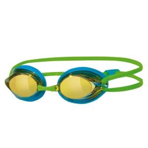 אביזרים זוגס לנשים Zoggs Racespex Mirror - כחול/ירוק
