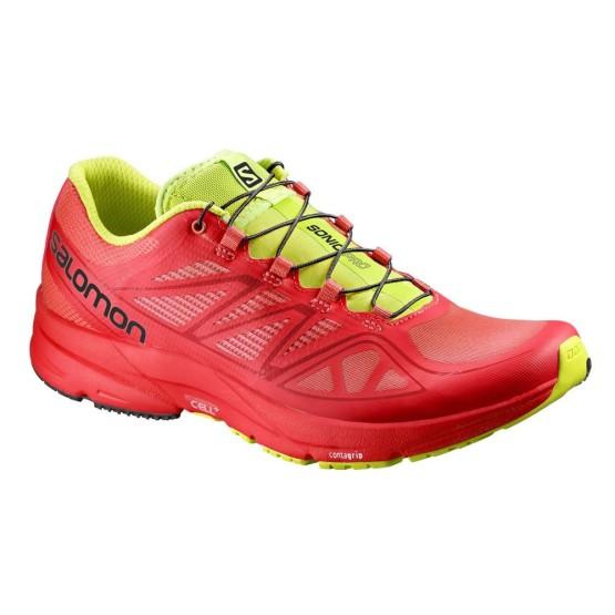 נעליים סלומון לגברים Salomon Sonic Pro - אדום