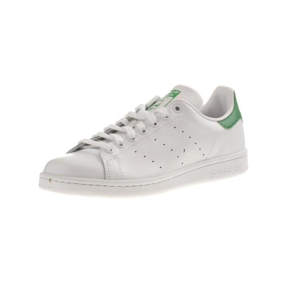 מוצרי אדידס לנשים Adidas Stan Smith - לבן/ירוק