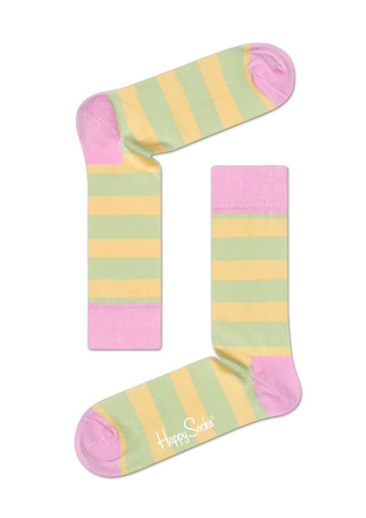 מוצרי Happy Socks לנשים Happy Socks Stripe - צבעוני