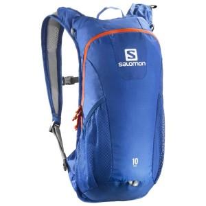 תיקי טיולים סלומון לנשים Salomon Trail 10 - כחול