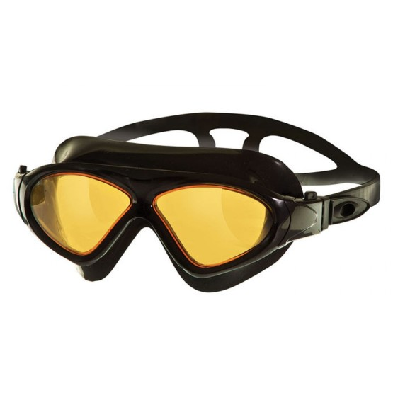 אביזרים זוגס לנשים Zoggs Tri Vision Mask - שחור